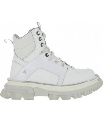 берцы art alternative1652 multi leather white / art core 1