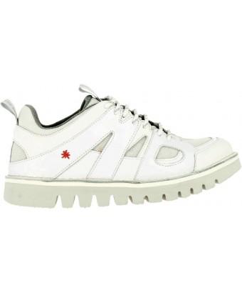 сникеры art 1581 multi leather white / ontario