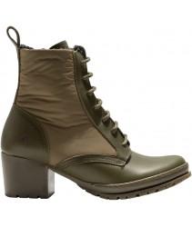 ботинки art 1224 grass waxed-nylon kaki/camden
