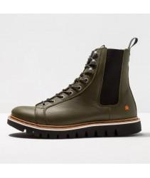 ботинки art 1403 grass waxed kaki / toronto