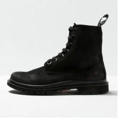 ботинки art 1891 nobuk washed black / birmingham