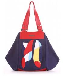 сумка alba soboni 190041 blue