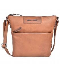 сумка женская hill burry 3091 light brown
