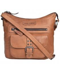 сумка женская hill burry 4090 light brown