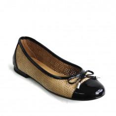 Балетки Caprice 22105/22-396 210 sand-black