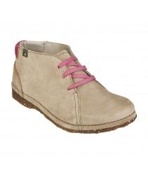 Ботинки El Naturalista n989 lux suede piedra-pink/ angkor
