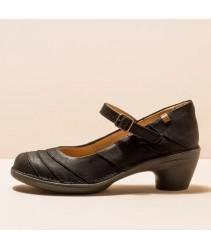 туфли el naturalista n5327 pleasant black-black / aqua
