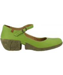 туфли el naturalista N5480 soft grain lime / caliza