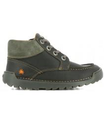 Ботинки Art a633 grain black / sky