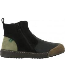 Ботинки El Naturalista e379 lux suede-pleasant black / fundy
