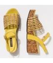 босоножки neosens s3220 brided yellow / arroba