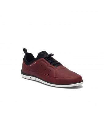 сникеры tbs monzzah B8006 messa leather rouge