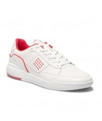 кроссовки tbs bagwell c8f76 blanc+rouge