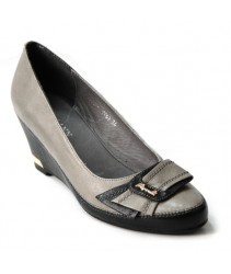 Туфли polann h7290-5-7063 grey