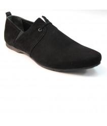 Туфли etor 9582 (72502)646 suet black