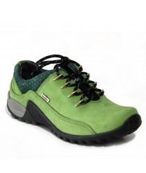 Полуботинки Nik 05-0128-311 green sympatex (unisex)