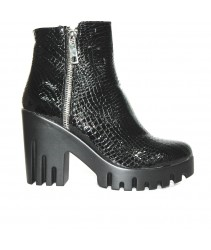 Ботинки g.u.e.r.o. 34-g111-191-nikol black